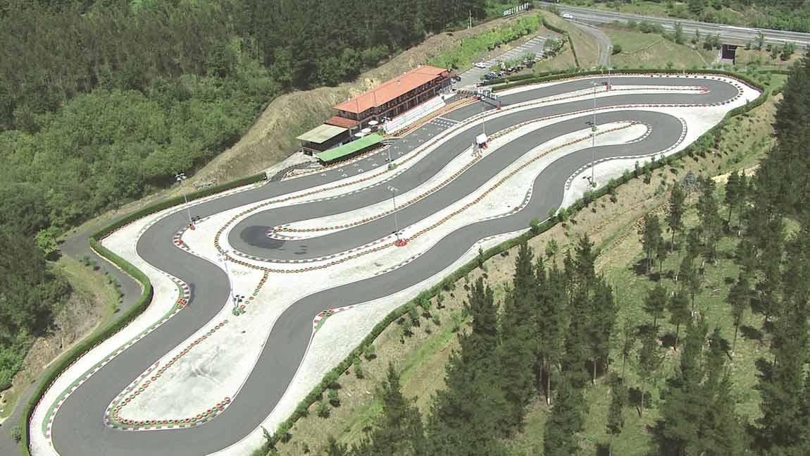 Circuito Karting Ocio Kart
